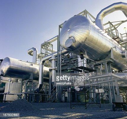 Gas Plant Detail