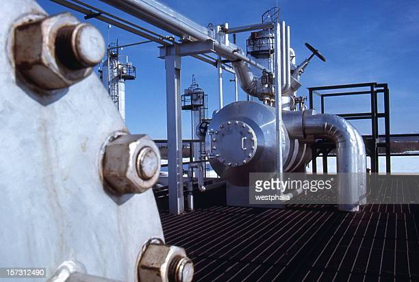 Gas Plant Pressure Vessel