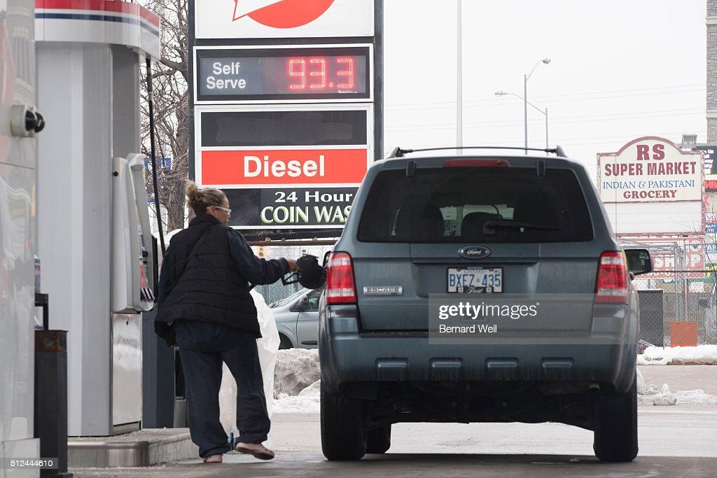 Shell - 4Great Lakes Dr - Brampton, ON - Edmonton Gas Prices