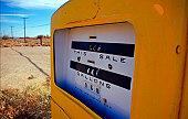 Gas pump Route 66
