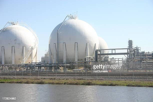 Armazenagem de gás