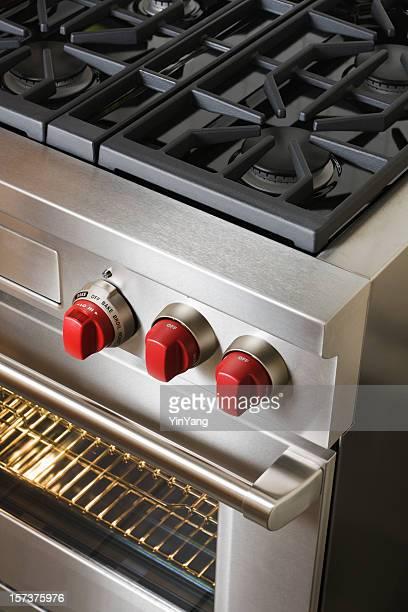 Gas Stove und Kochplatten, Geräte für kommerzielle oder Wohnliche Küche