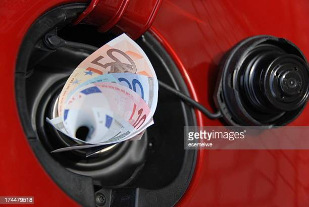 Gas tank eats money