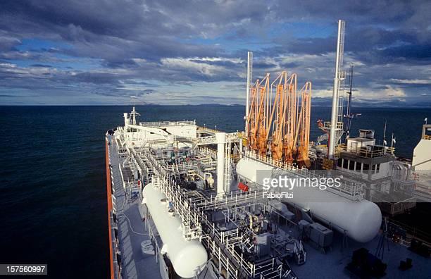 gas tanker transport