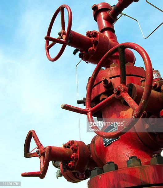 Gas Wellhead
