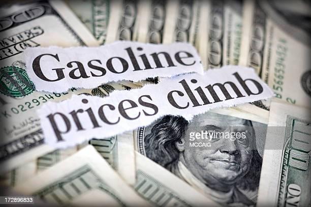 Benzin Preise climb