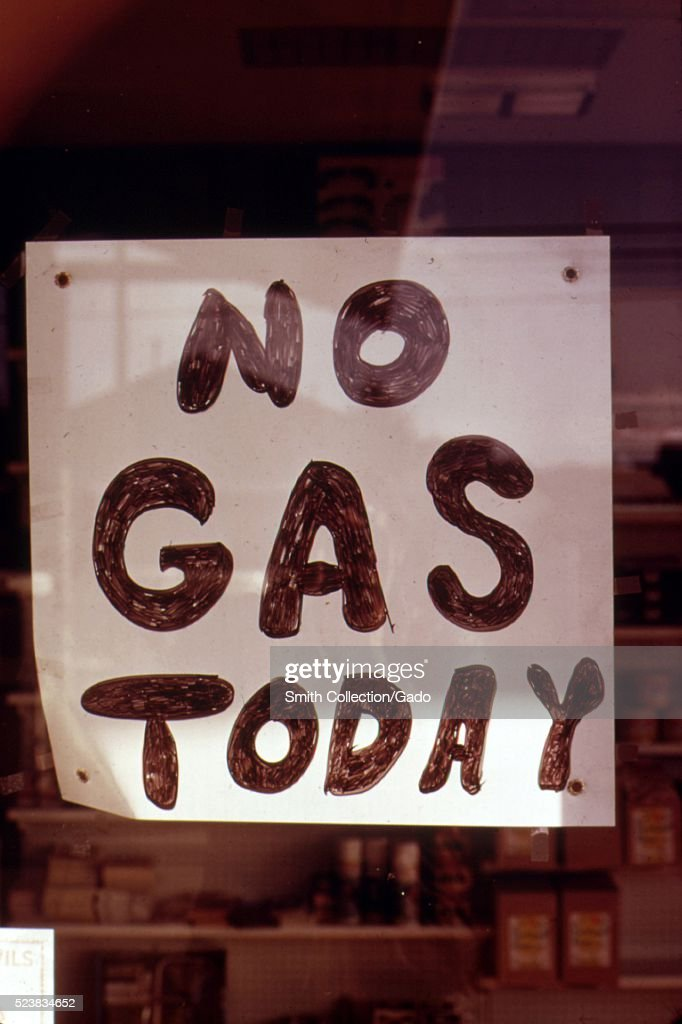 Gasoline stations such as this one at Lincoln city were closing earlier and staying closed longer including the weekends during the Oregon gasoline...