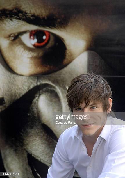 Gaspard Ulliel during 'Hannibal Rising' Madrid Photocall at Villamagna Hotel in Madrid Spain