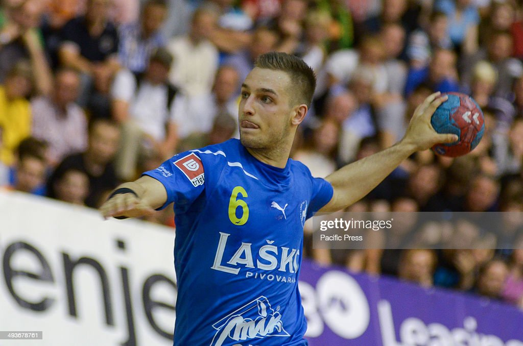 Gasper Marguc shooting penalty kick Team Celje wins National Cup for the 18th time in their history Team Celje wins final match with 3627 against...