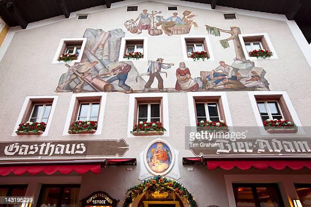 Gasthaus Adam guesthouse in Schlossplatz Berchtesgaden in BadenWurttenberg Bavaria Germany