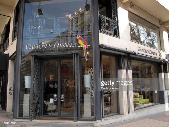 Gaston y daniela shop in the madrid s golden mile barrio salamanca madrid pictures getty images - Gaston y daniela madrid ...