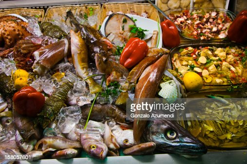 Gastronomy in Canary Island. : Stock Photo