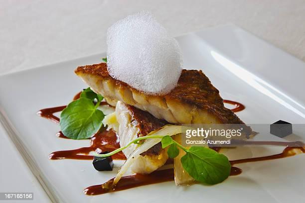 Gastronomy in Gijon.