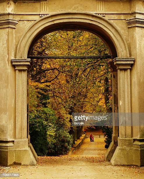 Gate into Autumn