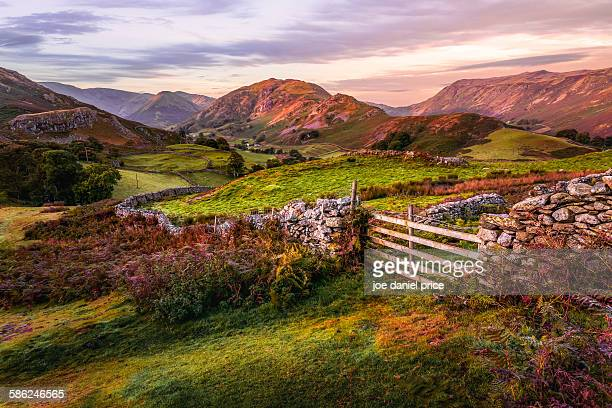 Gate, Martindale, Lake District, Cumbria, England