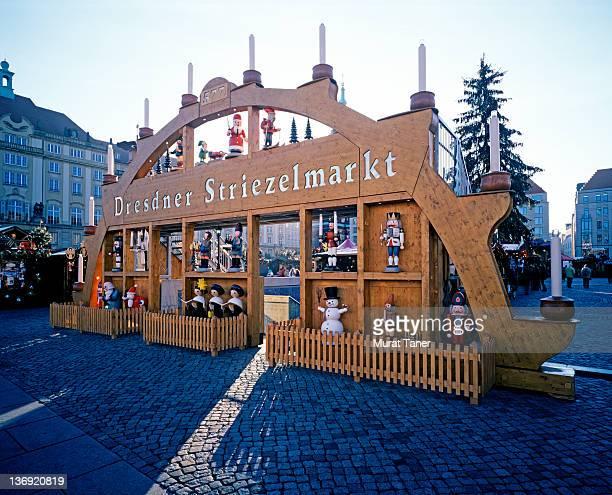 Gate of a market
