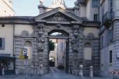 Gate of the Major Seminary in Milan by Francesco Maria Richini 1635 1636 17th Century