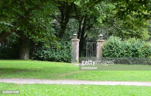 gate : Bildbanksbilder