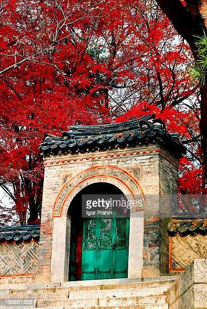Gate to Biwon