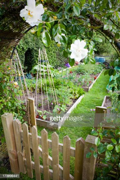 Gate to the Vegetable Garden