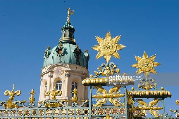 Gates, Schloss Charlottenburg, Berlin, Deutschland