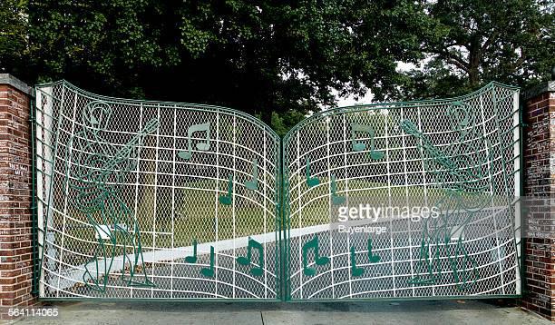 Gates Graceland Memphis Tennessee