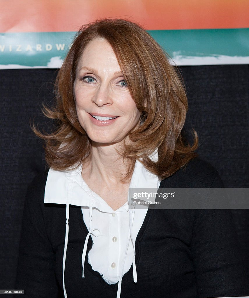 <a gi-track='captionPersonalityLinkClicked' href=/galleries/search?phrase=Gates+McFadden&family=editorial&specificpeople=976280 ng-click='$event.stopPropagation()'>Gates McFadden</a> attends Wizard World Chicago Comic Con 2014 at Donald E. Stephens Convention Center on August 23, 2014 in Chicago, Illinois.