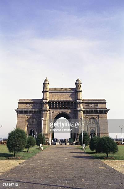 Gateway of India Fort, Bombay, India