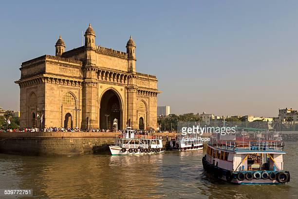 Gateway of India, Mumbai in golden morning light