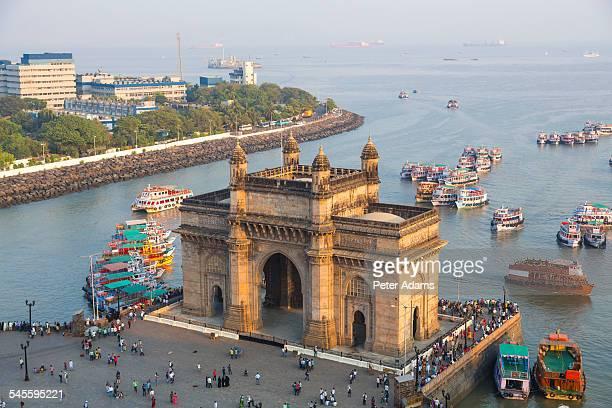 Gateway to India, Mumbai (Bombay), India
