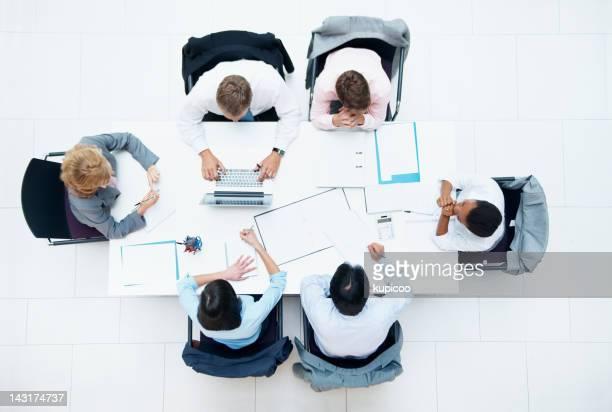 Gathering business ideas