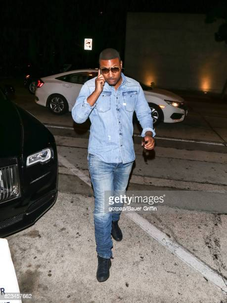 Gatsby Randolph is seen on July 26 2017 in Los Angeles California