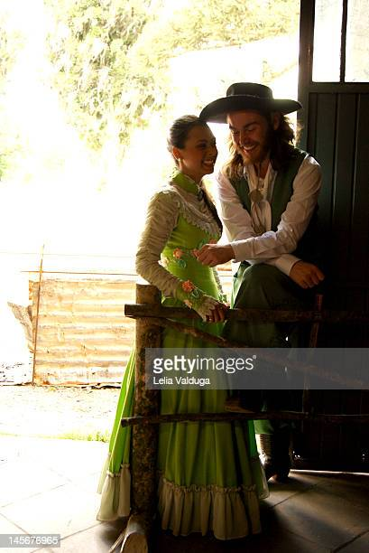 Gaucho Traditions of southern Brazil