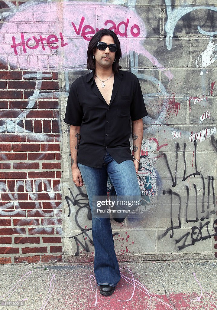 Gaurav Bali on the set of the Eve to Adam 'Run Your Mouth' music video shoot at Streets of Brooklyn on June 26, 2011 in New York City.
