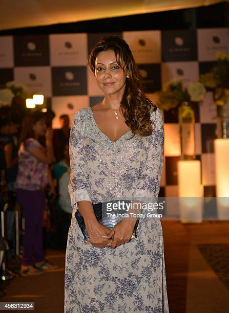 Gauri Khan at Simone Aroras store launch in Mumbai