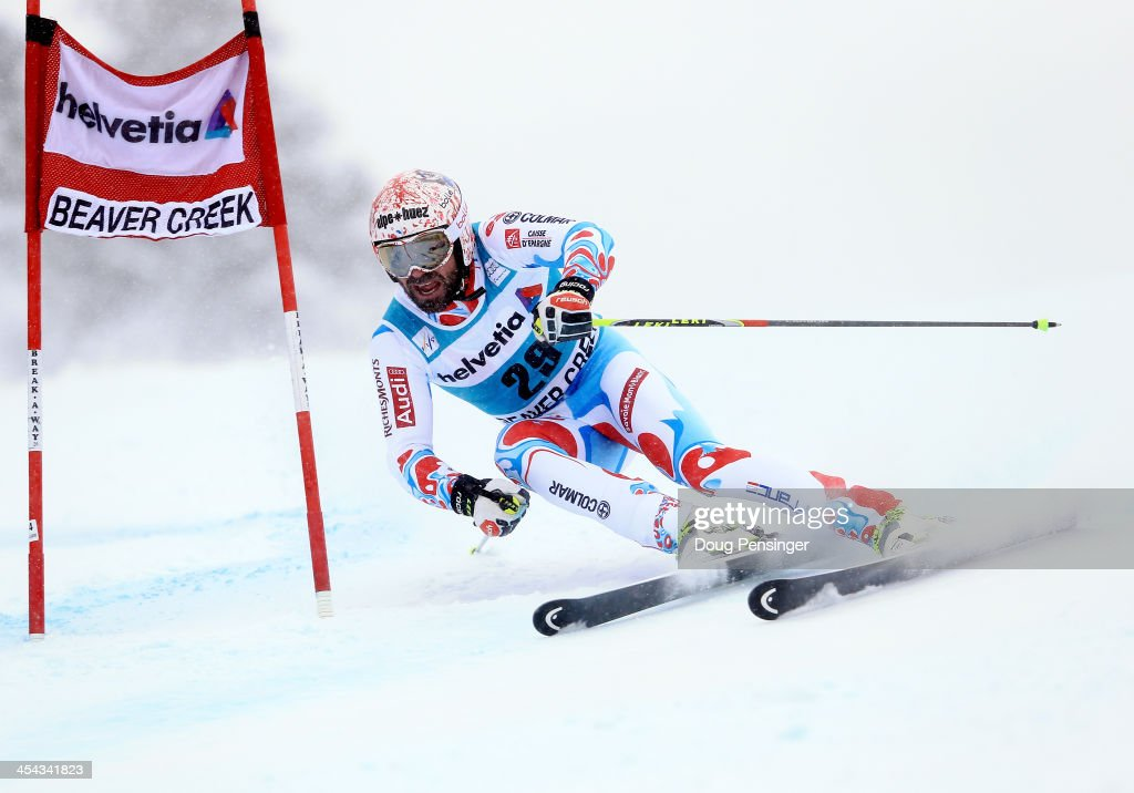 2013 FIS Beaver Creek World Cup  - Men's Giant Slalom