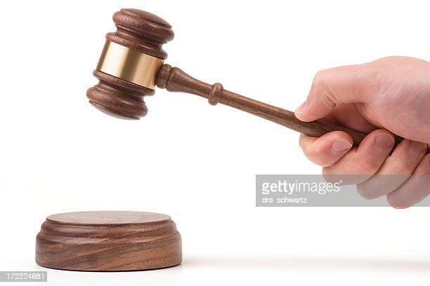 Gavel action
