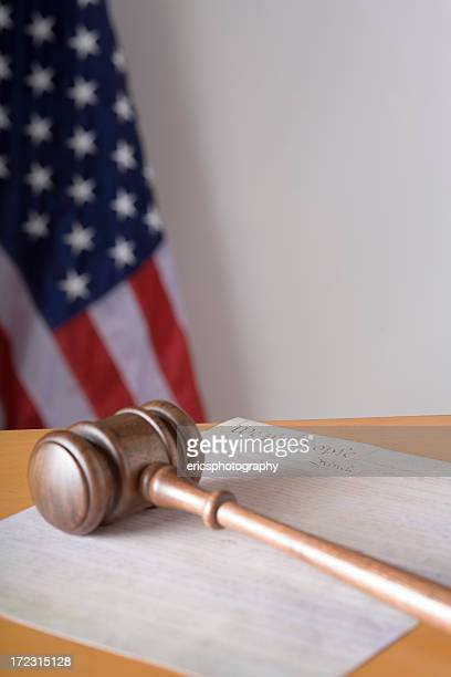 Gavel on US Preamble