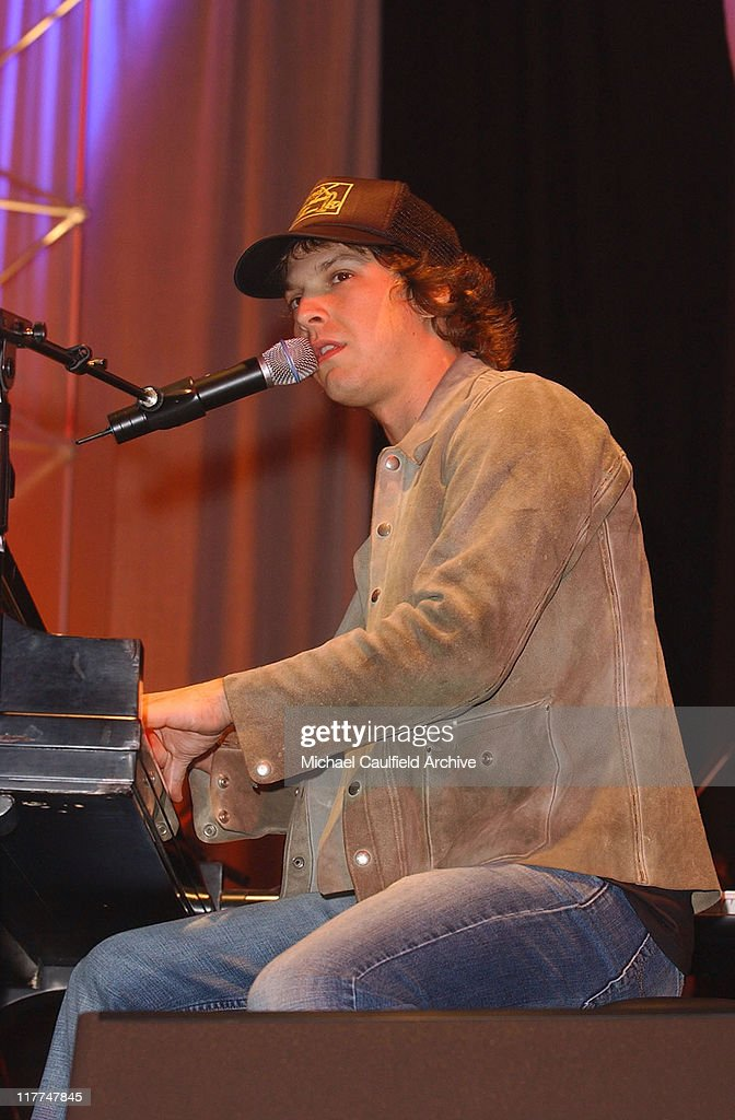 Gavin DeGraw during 'So The World May Hear' Awards Gala All Access at Rivercentre in St Paul Minnesota United States