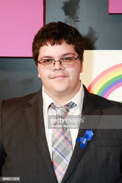 Gavin Grimm attends the 2017 Village Voice Pride Awards at Capitale on June 21 2017 in New York City