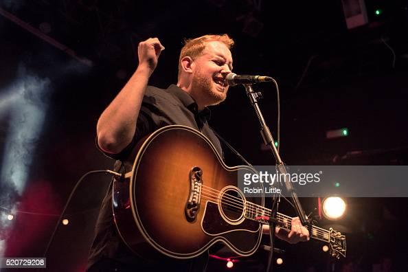 Gavin James performs at KOKO on April 12 2016 in London England