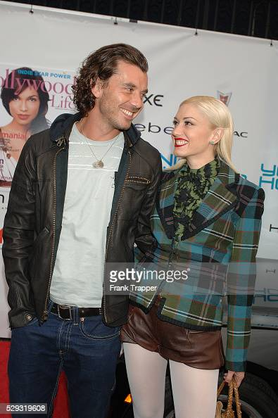 Gwen stefani and gavin rossdale young