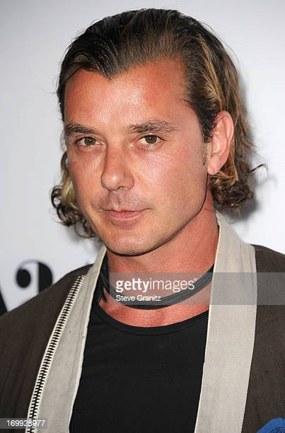 Gavin Rossdale arrives at the 'The Bling Ring' Los Angeles Premiere at Directors Guild Of America on June 4 2013 in Los Angeles California