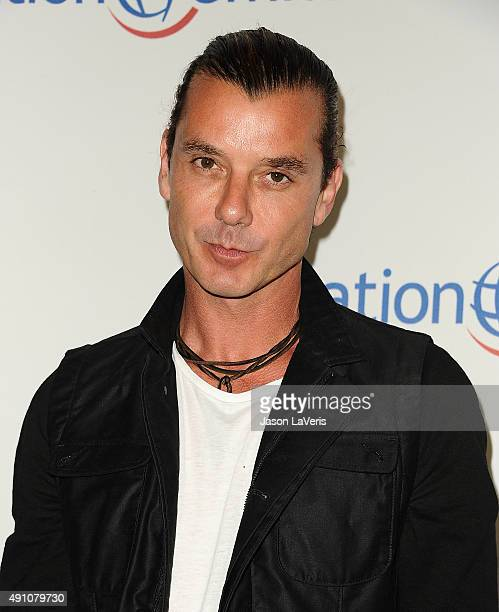 Gavin Rossdale attends Operation Smile's 2015 Smile Gala at the Beverly Wilshire Four Seasons Hotel on October 2 2015 in Beverly Hills California