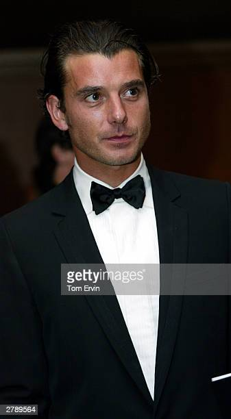 Gavin Rossdale attends the cocktail reception and silent auction at the Boca Raton Resort during the annual Chris Evert celebrity event December 06...