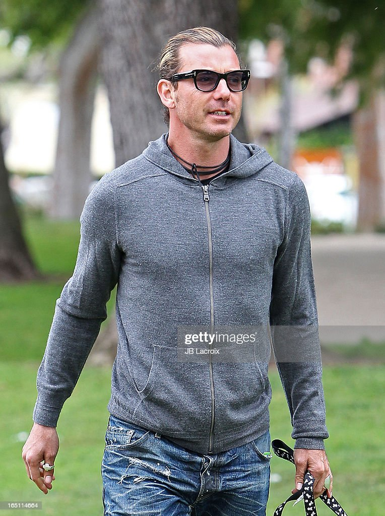 Gavin Rossdale is seen on March 30, 2013 in Los Angeles, California.