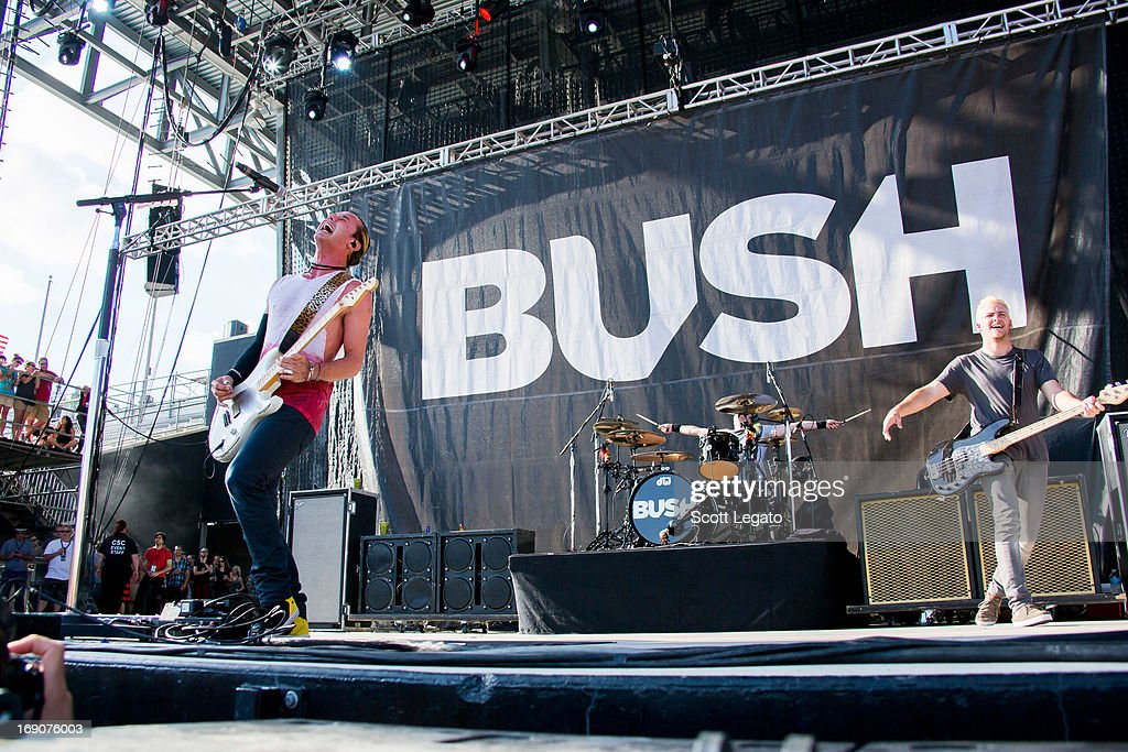 <a gi-track='captionPersonalityLinkClicked' href=/galleries/search?phrase=Gavin+Rossdale&family=editorial&specificpeople=203016 ng-click='$event.stopPropagation()'>Gavin Rossdale</a> of Bush performs during 2013 Rock On The Range at Columbus Crew Stadium on May 19, 2013 in Columbus, Ohio.