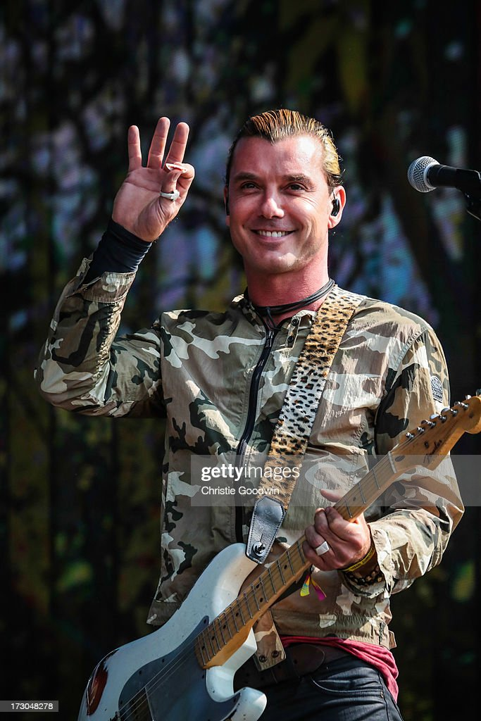 <a gi-track='captionPersonalityLinkClicked' href=/galleries/search?phrase=Gavin+Rossdale&family=editorial&specificpeople=203016 ng-click='$event.stopPropagation()'>Gavin Rossdale</a> of Bush performs on stage at British Summer Time Festival at Hyde Park on July 5, 2013 in London, England.