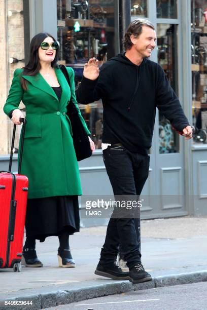 Gavin Rossdale seen in Notting Hill on September 19 2017 in London England