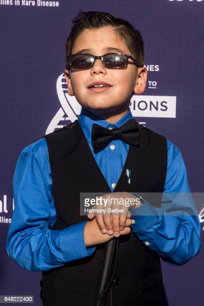 Gavin Stevens attends the Global Genes' 6th Annual Tribute To Champions Of Hope Awards at City National Grove of Anaheim on September 16 2017 in...